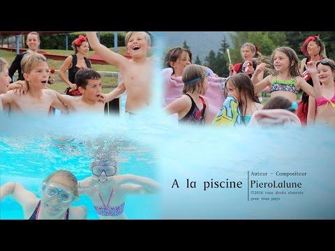 PieroLalune - Juillet - A la piscine