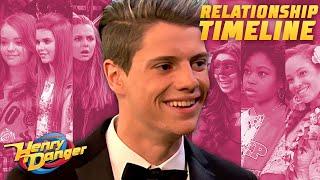 Henry Hart's Relationship Timeline 😘| Henry Danger