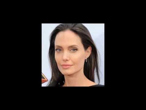 Как выглядит Анджелина Джоли Angelina Jolie в свои 41 год 2015