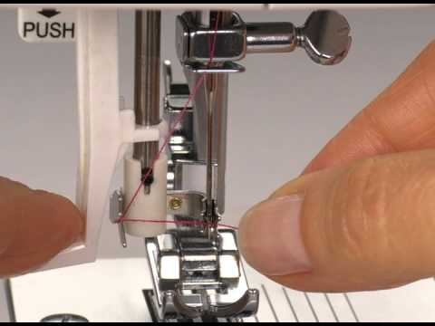 SINGER® ESTEEM™ II 2273 Sewing Machine Needle Threader