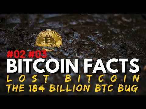 The BIGGEST Bitcoin HACK In History | 184 Billion BTC BUG | Lost BTC