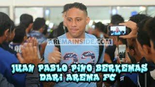 Download Video RESMI!! Juan Pablo Pino Menyusul Esteban Vizcarra Tinggalkan Arema FC MP3 3GP MP4
