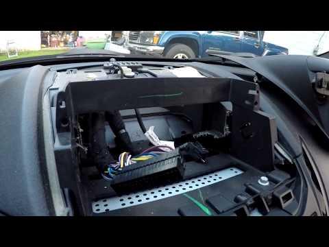 2014-2017 Fiesta ST Backup Reverse Camera Install