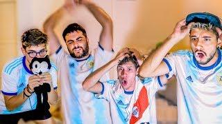 Download Video Reacciones de Amigos | Argentina vs Brasil | SEMIFINAL Copa America 2019 MP3 3GP MP4