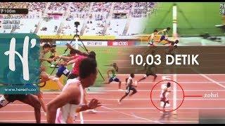 Akhirnya Zohri Lolos Olimpiade 2020