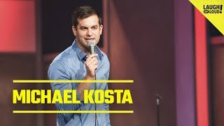 Michael Kosta Was Not Prepared  | Just For Laughs