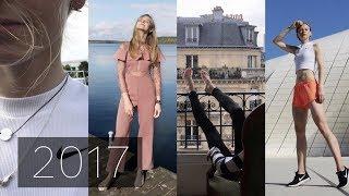 1 секунда каждый день, 2017 год   One second every day, 2017   Karolina K