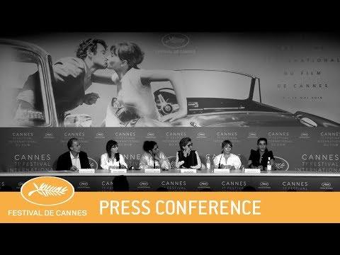 LES FILLES DU SOLEIL - Cannes 2018 - Press Conférence - EV