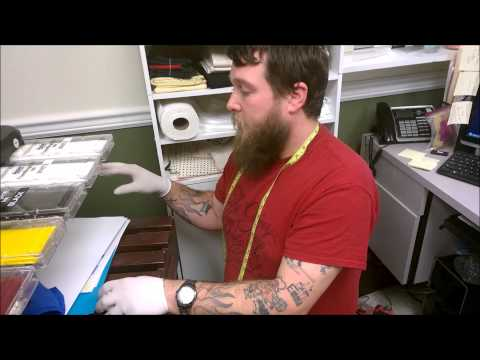 Signworx: Anajet MP5i Technical Video - Empty Your Waste Tank