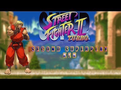 Super Street Fighter II Turbo - Ken【TAS】