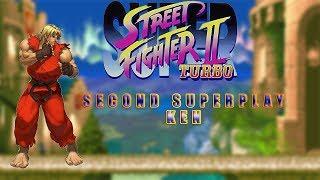 Super Street Fighter II Turbo - Ken【TAS】