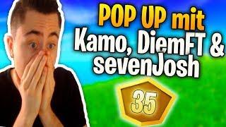 Krankes Squad Pop Up mit Kamo, DiemFT und sevenJoshh