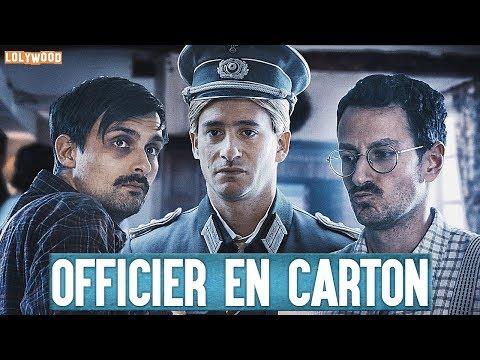 Officier en Carton