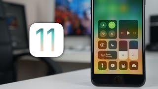 iOS 11 en 11 nouveautés