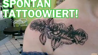 Ich lass mich TATTOOWIEREN! - Tattoo Cover Up