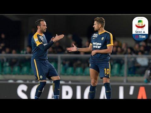 Il Gol Di Cerci - Juventus - Hellas Verona 2-1 - Giornata 38 - Serie A TIM 2017/18