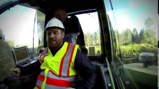 Danmarks Vildeste Maskine - Skovningsmaskine - DR Ultra