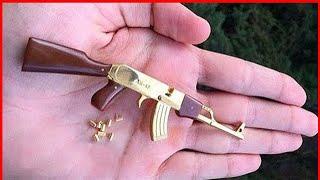 أصغر عشرة أسلحة في العالم فعالة جدا