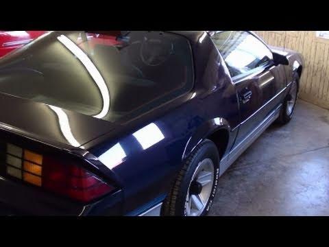 1986 Chevrolet Camaro Z28 T-Tops - Nice Clean Original