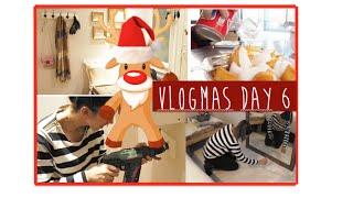 DIY· Cambiando la decoración de casa | Vlogmas 6 Thumbnail