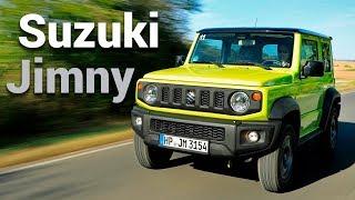 Suzuki Jimny - El 4X4 que todos quisieran tener | Autocosmos Video