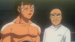 Ippo becomes the Champion