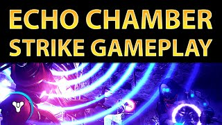 Destiny Taken King: Echo Chamber Walkthrough w/ Jade Rabbit (Full Boss Fight)