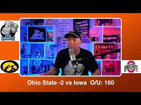 Ohio State vs Iowa 2/28/21 Free College Basketball Pick and Prediction CBB Betting Tips