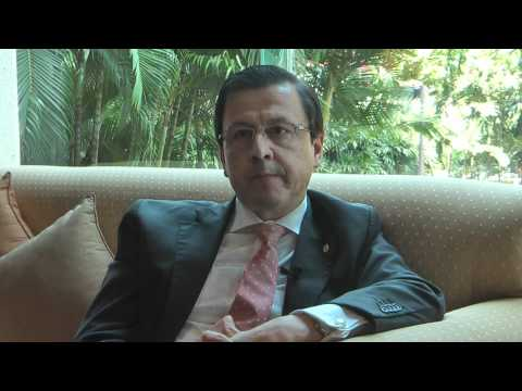 InterContinental Phnom Penh General Manager Interview - HD