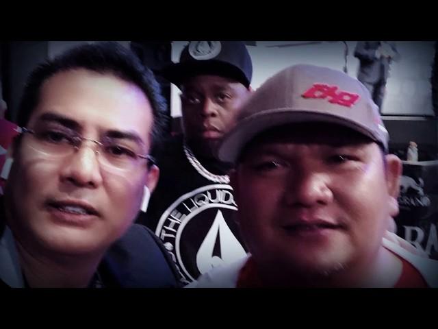 Buboy Fernandez: Mag ingat ka THURMAN mamaya