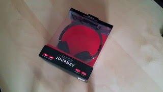 HMDX Journey Bluethooth Wireless Headphones HX-HP450 Unboxing