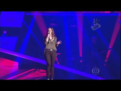 The Voice Brasil - Nathalie Alvim tem Segunda Chance no programa