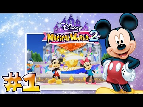 DISNEY MAGICAL WORLD 2 #1 - Retour au Village enchanté