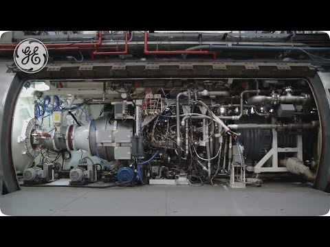The Heart of the GE9X