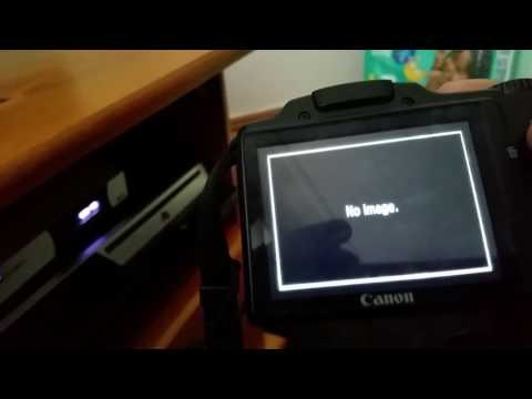 How to Fix Memory Card Error Canon