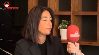 Beril Başaran Mina Towers röportajı