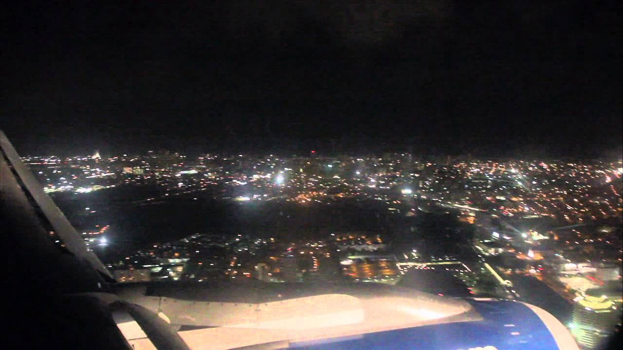 Aterrizaje En Isla Verde El 14 De Agosto 2013 Youtube