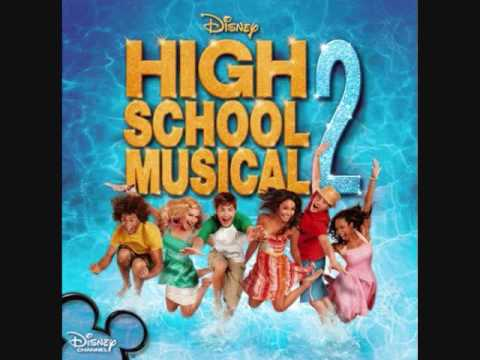 High School Musical 2- Work This Out (Karaoke/Instrumental) OFFICIAL