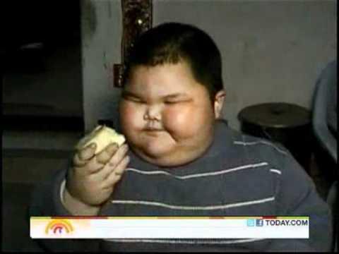 China toddler tops charts at 132 pounds