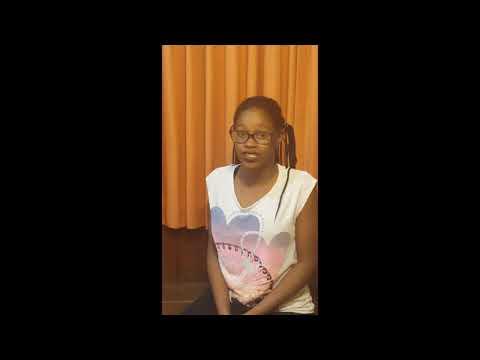 Breakthrough Junior Chanllenge 2017 Gabrielle Walker on Sound Energy