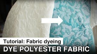 Dye Polyester Fabric for your Cosplay