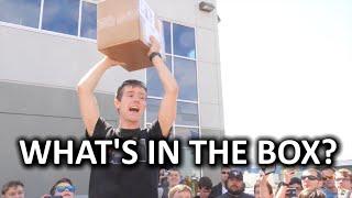 Linus Media Group Meetup 2015 - Exclusive Intel Unboxing!