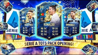 FIFA 20 Serie A Team of the Season Pack Opening!