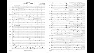 A Winter's Night (Based on Silent Night) arr. Rick Kirby
