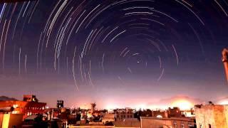 النجوم في سماء صنعاء