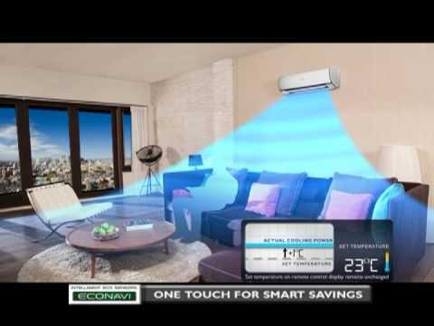 Panasonic - Aire Acondicionado De Alta Tecnología Y Eficiencia Energética