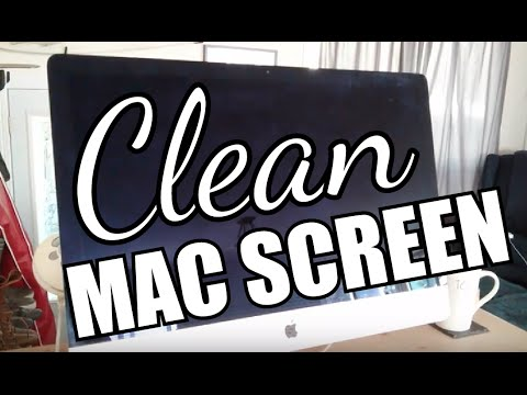 How to Clean a Mac Screen, Monitor, or Display