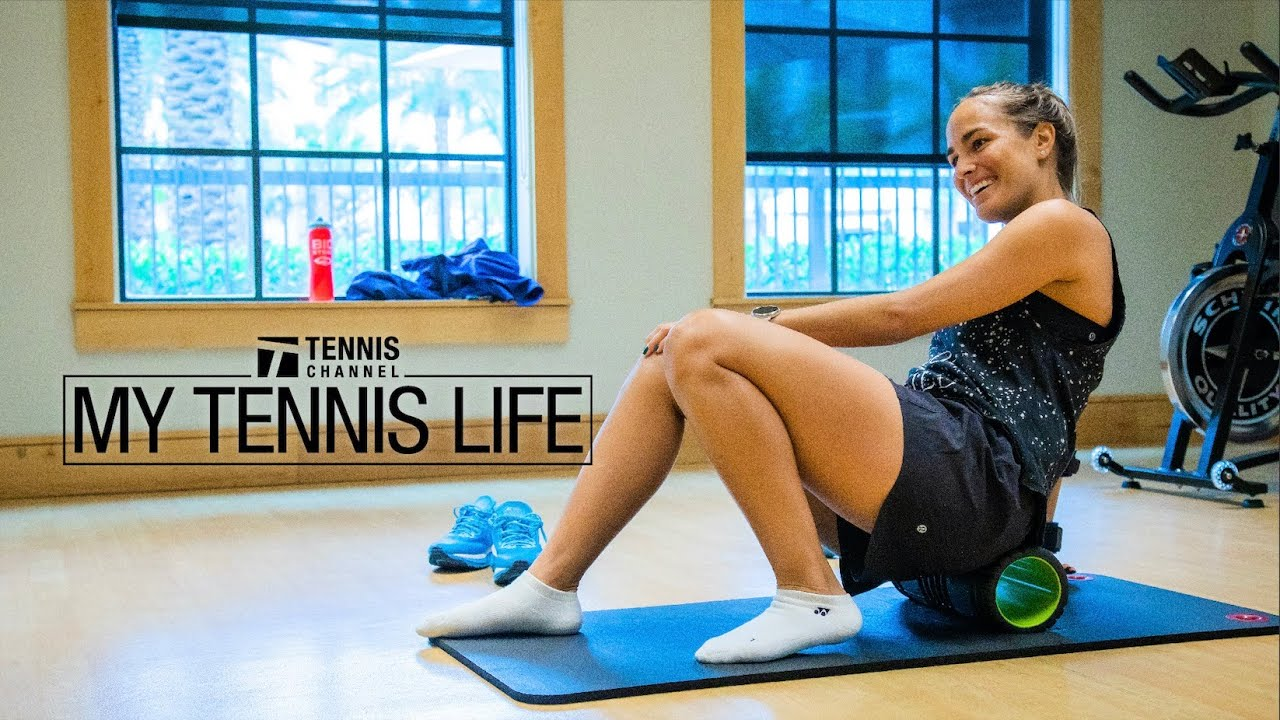 "My Tennis Life S4Ep26 ""Riding Dirty"""