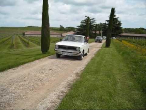 Balade Riocaud : départ du Château Martet