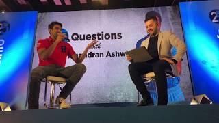 Rapid Fire Questions with Ravichandran Ashwin -ESPN Cricinfo -25 years